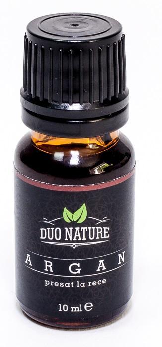 Ulei Argan Cu Picurator 10 ml Duo Nature