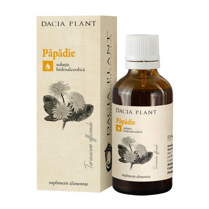 Tinctura Papadie 50 ml Dacia Plant