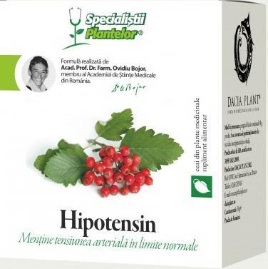 Hipotensin Ceai 50 g Dacia Plant