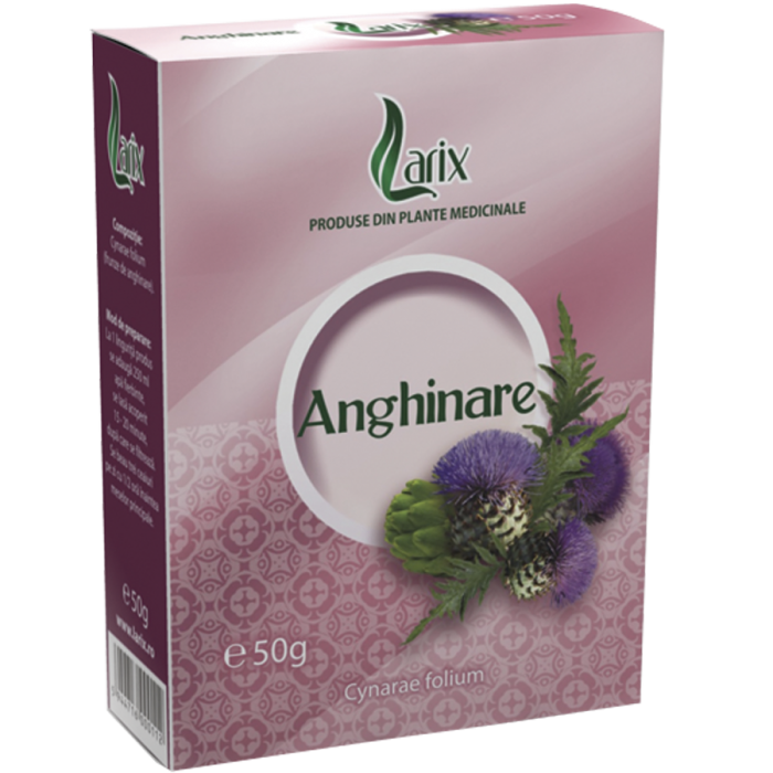 Ceai Anghinare 50 g Larix