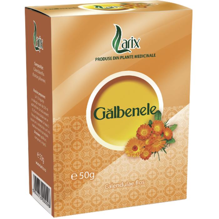 Ceai Galbenele 50 g Larix