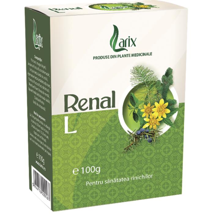 Ceai Renal - L 100 g Larix