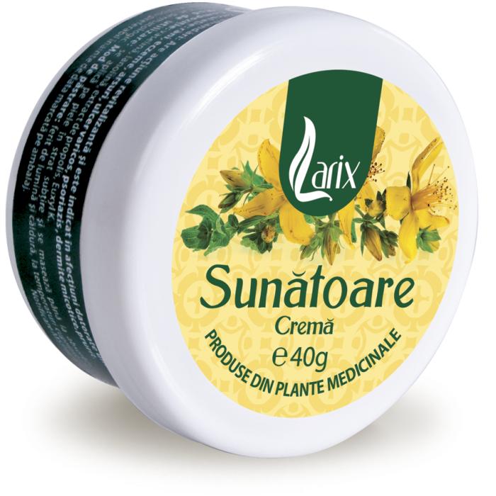 Crema Sunatoare 40 g Larix