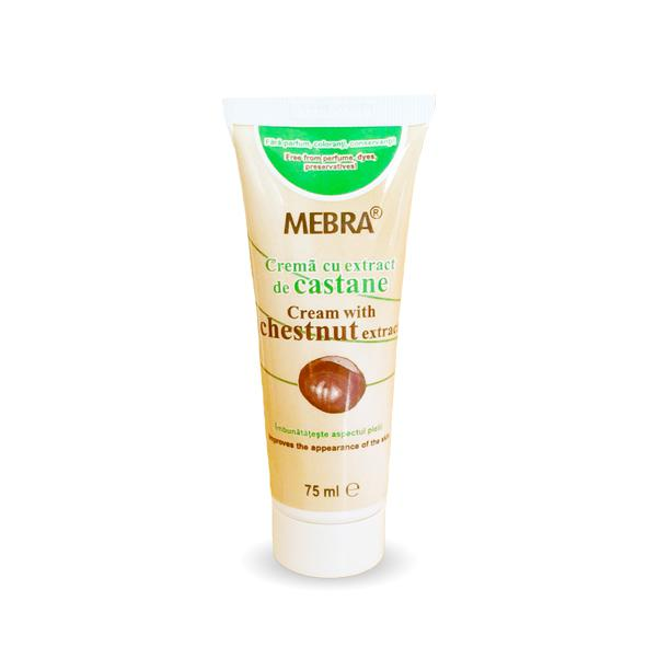 Crema Extract Castane 75 ml Mebra