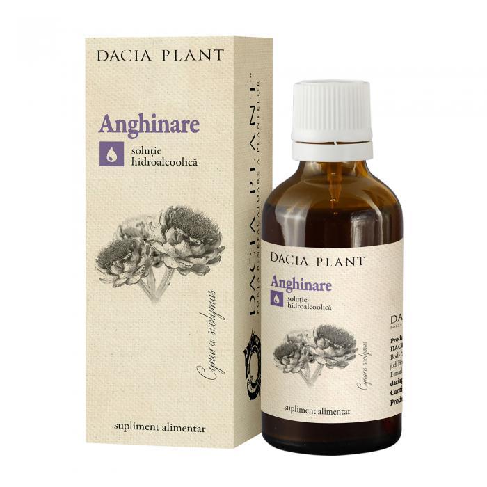 Tinctura Anghinare 50 ml Dacia Plant