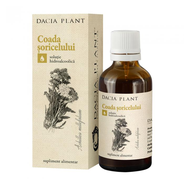 Tinctura Coada Soricelului 50 ml Dacia Plant