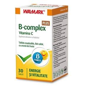 B Complex + Vit. C 30 tb Walmark