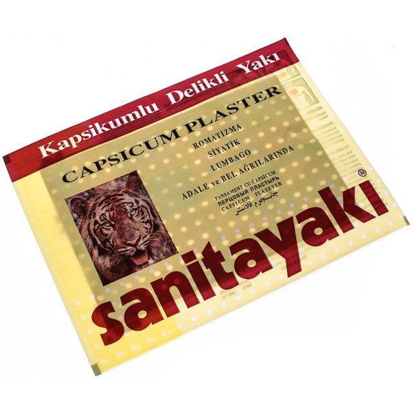 Plasturi antireumatic 12 cm/ 17 cm Sanitayaki
