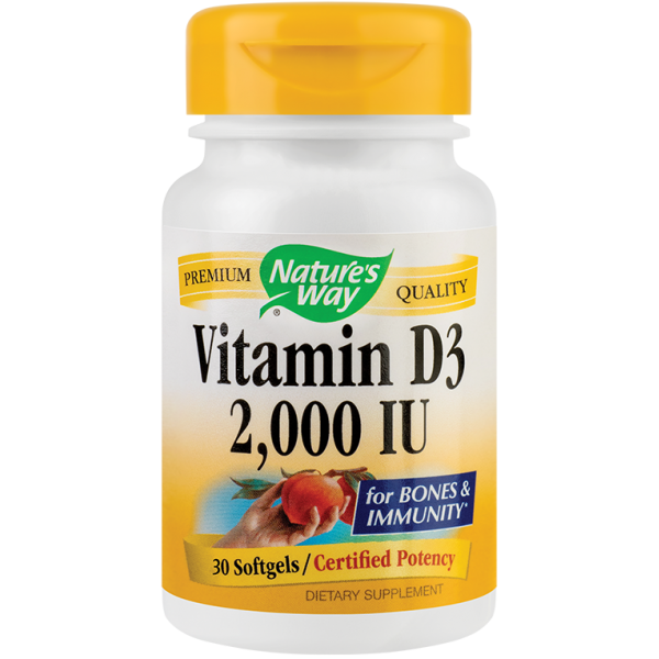 Vitamina D3 2000 UI Adulti 30 cps Secom