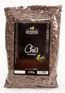 Seminte Chia 250 g Duo Nature
