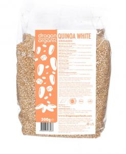 Quinoa Alba Bio 300 g Dragon Superfoods