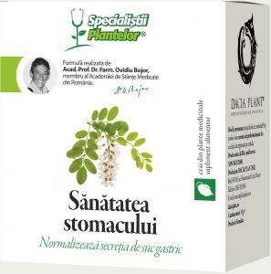 Sanatatea Stomacului Ceai 50 g Dacia Plant