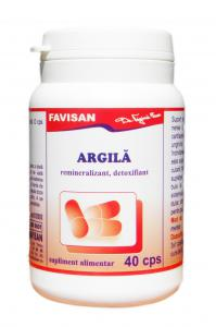 Argila 40 cps Favisan