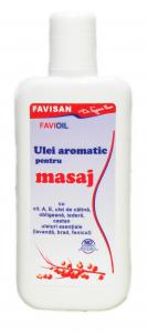 Ulei Aromatic Masaj 125 ml Favisan