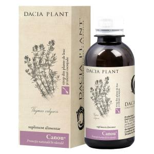 Sirop Canou 200 ml Dacia Plant
