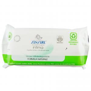 Servetele Umede Eco Igiena Intima 12 buc Sensure