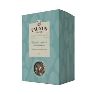 Ceai Tiroida Sanatoasa 90 g Faunus Plant