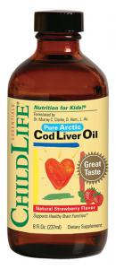 Cod Liver Oil 237 ml Secom
