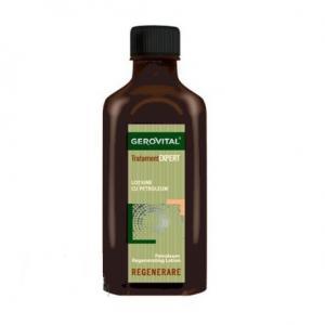 Gerovital Expert Lotiune Regeneranta Pentru Par Cu Petroleum 100 ml