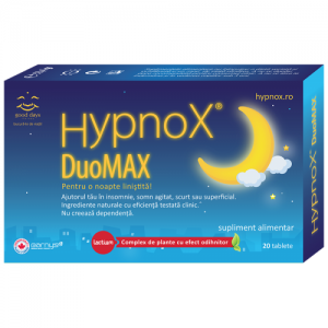 Hypnox Duomax 20 tb Good Days