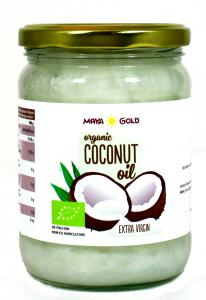Ulei De Cocos Extravirgin Ecologic 565 ml Maya Gold