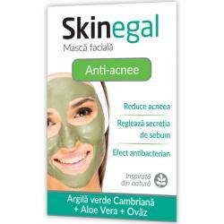 Skinegal Masca Anti-acnee 20 g Zdrovit