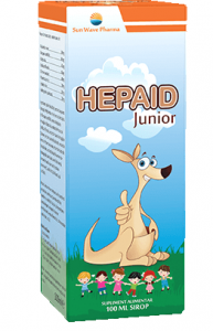 Hepaid Junior 100 ml Sun Wave