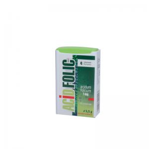 Acid Folic 1 Mg 100 tablete Remedia