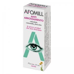 Afomill Decongestionant Ochi Iritati - Cutie Verde 10 ml Co&Co Consumer
