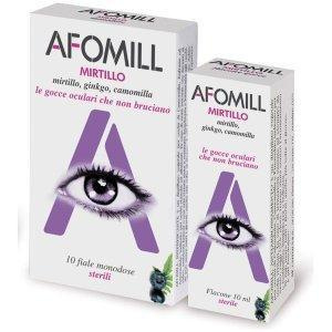 Afomill Fortifiant Ochi Obositi - Cutie Mov 10 ml Co&Co Consumer