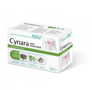 Cynara Anticolesterol Complex Forte 30 cps Rotta Natura