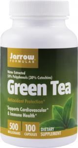 Green Tea 500 mg 100 cps Secom