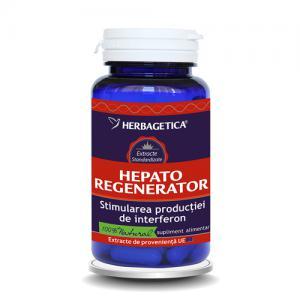 Hepato Regenerator 60 cps Herbagetica