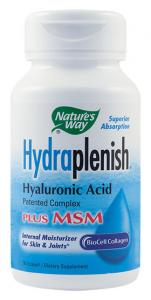 Hydraplenish Plus MSM 60 cps Secom