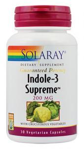 Indole 3 Supreme 30 cps Secom