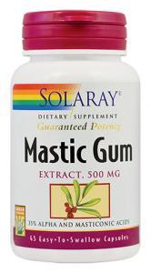 Mastic Gum 500 mg 45 cps Secom