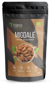 Migdale Crude Ecologice Crude 125 g Niavis