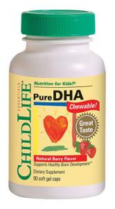 Pure DHA 90 cps Secom