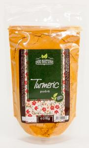 Turmeric Pudra 100 g Duo Nature