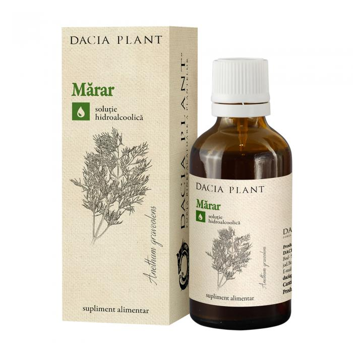 Tinctura Marar 50 ml Dacia Plant 0