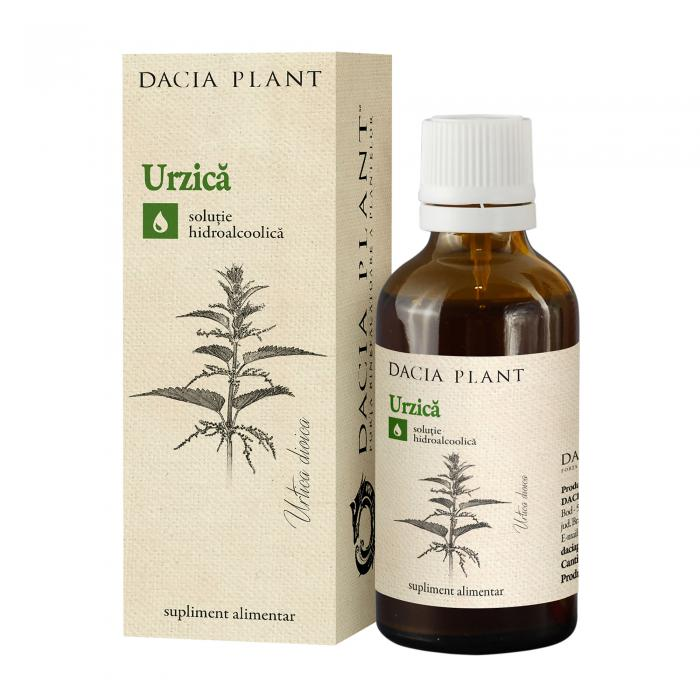 Tinctura Urzica 50 ml Dacia Plant