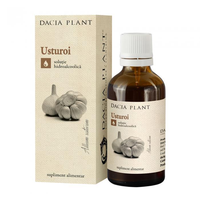 Tinctura Usturoi 50 ml Dacia Plant