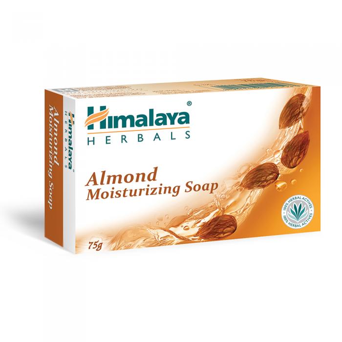 Sapun Hidratant cu Migdale 75 g Himalaya 0