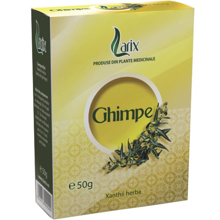 Ceai Ghimpe 50 g Larix 0