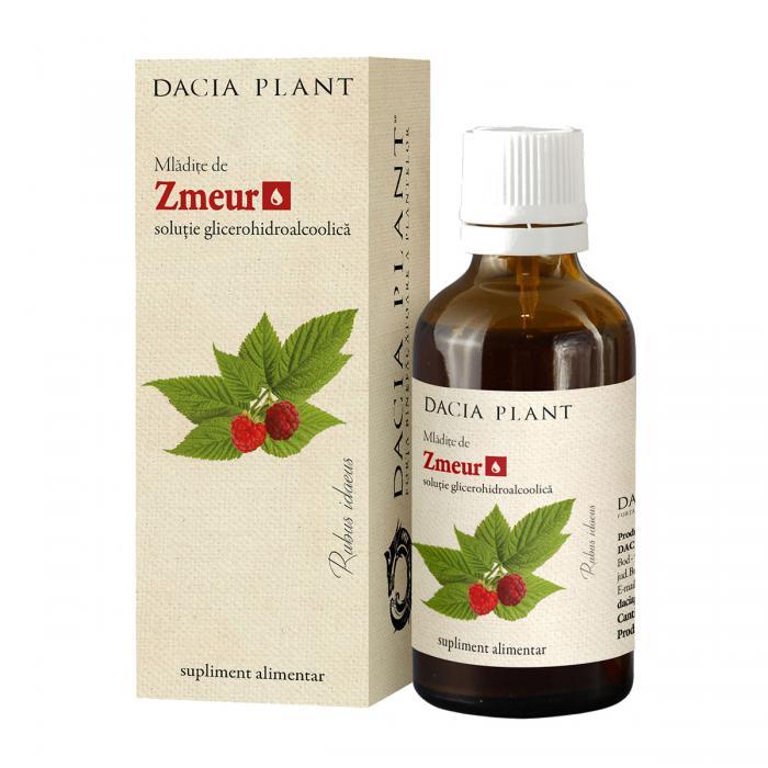 Extract Mladite de Zmeur 50 ml Dacia Plant 0