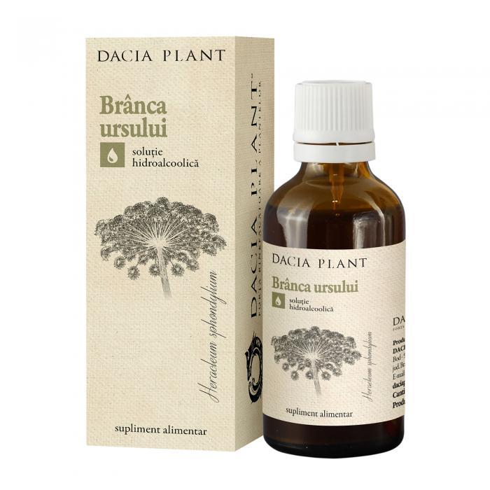 Tinctura Branca Ursului 50 ml Dacia Plant 0