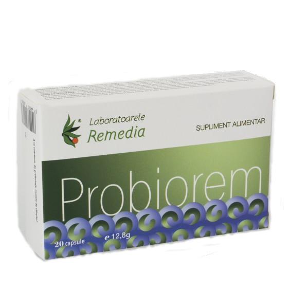 Probiorem 20 cps Remedia 0