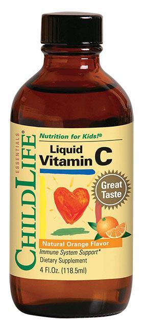 Vitamina C 250 mg Copii 118.50 ml Secom 0